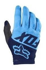 Luva Azul Fox Dirtpaw