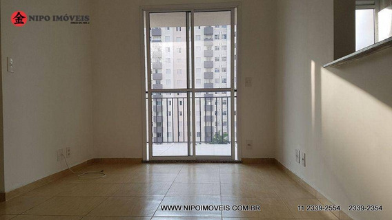 Apartamento Com 2 Dormitórios Para Alugar, 49 M² Por R$ 1.300,00/mês - Vila Antonieta - São Paulo/sp - Ap0615