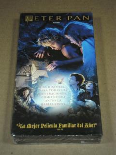Peter Pan Nuevo Vhs