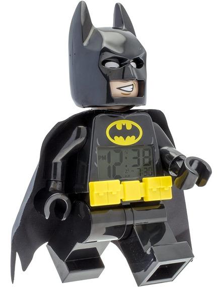 Lego - Reloj Despertador Batman Movie, Batman 7,5