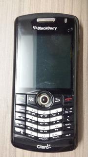 Celular Blackberry Pearl 8120 Com Defeito Liquidação