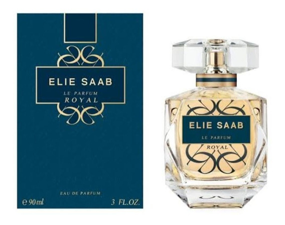 Elie Saab Le Parfum Royal Eau De Parfum 90ml - Original