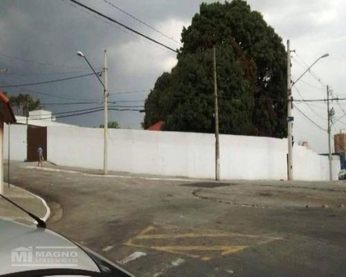 Terreno À Venda, 1240 M² Por R$ 1.860.000,00 - Ermelino Matarazzo - São Paulo/sp - Te0271