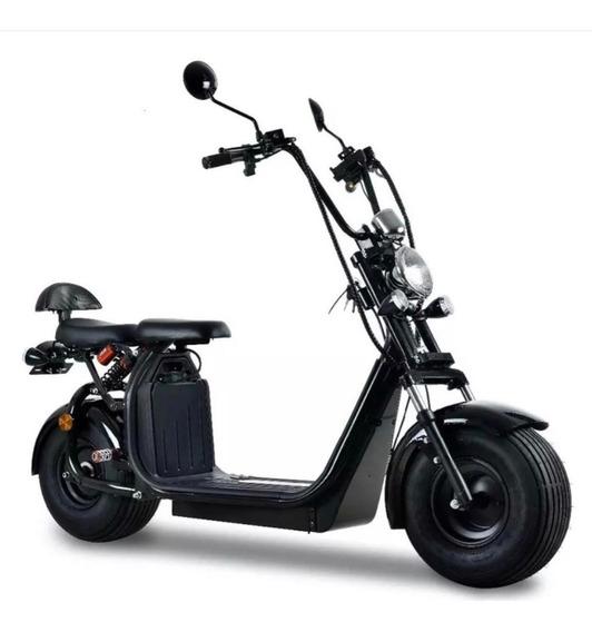 Scooter Elétrica Urban 2000w Okm Sem Ipva Sem Cnh