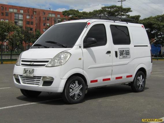 Chevrolet N200 Van Carga Mt 1200