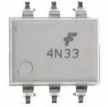 Rolo C/ 1mil - Ci Optoacoplador 4n33sr2m Fairchild