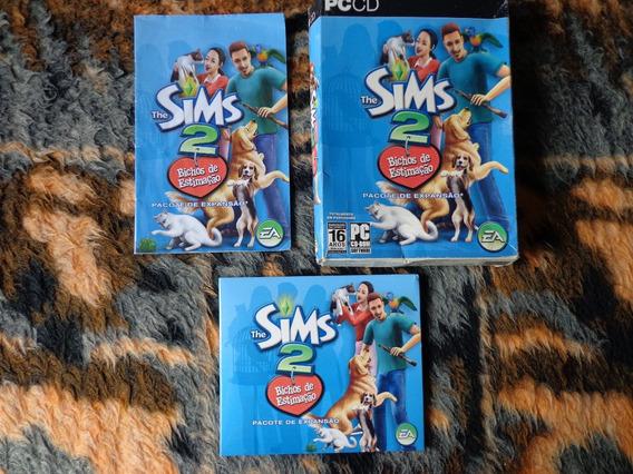 Pc - The Sims 2 - Bichos De Estimação Pacote De Expansão