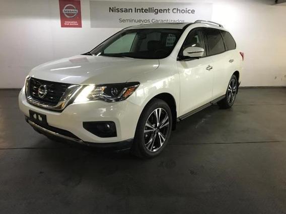 Nissan Pathfinder 5p Exclusive V6/3.5 Aut Awd
