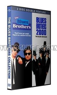 The Blues Brothers Saga Completa Dvd Colección 2 Peliculas