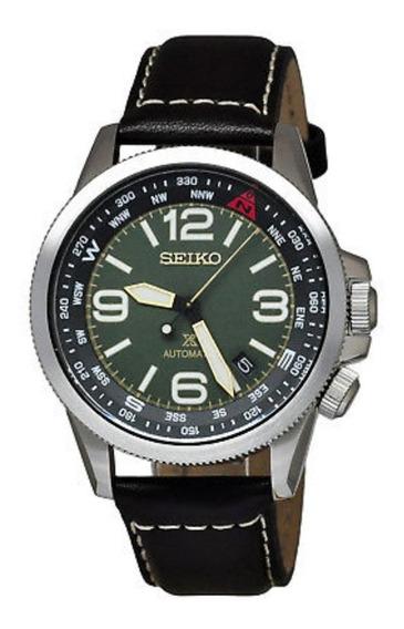 Relógio Seiko Prospex Limited Edition Automático Couro Sport