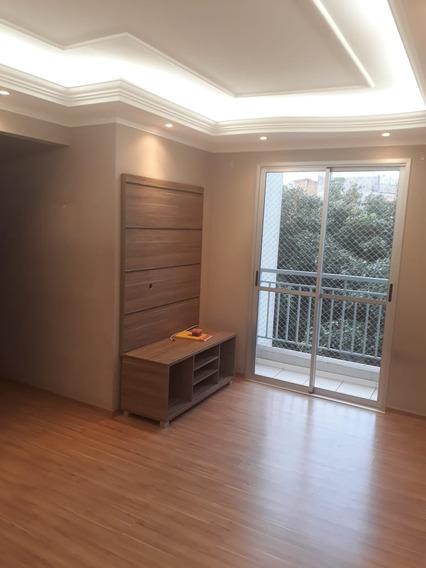 Apartamento Pra Alugar No Parque Do Carmo - 2 Dorm. 1 Vaga