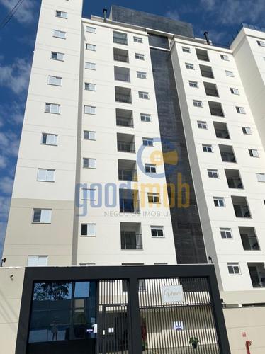 Apartamento Com 3 Dormitórios, 80 M² - Venda - Parque Campolim - Ap0329