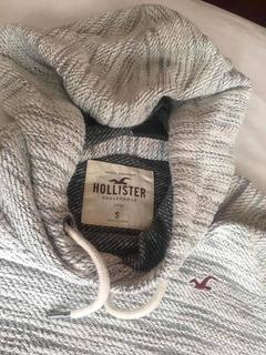 Hollister Vintage Sudadera Para Caballero Talla S