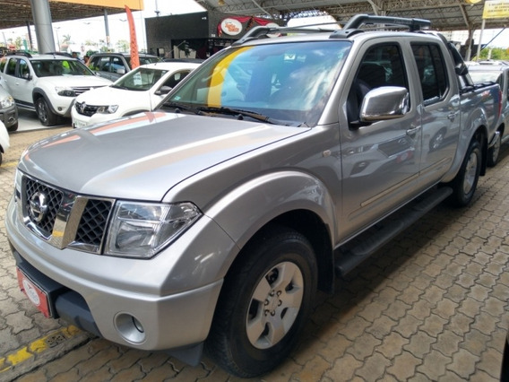 Frontier 2.5 Le 4x4 Cd Turbo Eletronic Diesel 4p