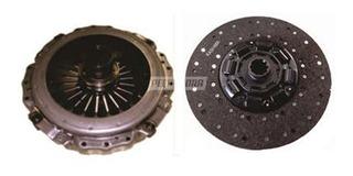 Kit Embreagem 430mm International 9800i 6x4 Euro 3 Caixa Fts