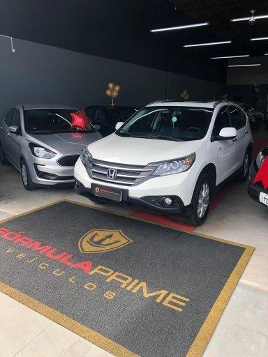 Honda Cr-v Exl 2.0 4wd Branca