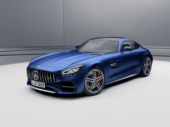 Mercedes-benz Gt S Coupe 4.0 S Amg 510cv 2020 0km Klasse Gba