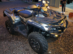 Can Am Ourlander 1000 Max Limited 2016