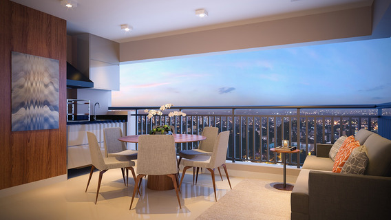 Apartamento A Venda Na Região De V. Matilde 2 Dorms.1 Suite