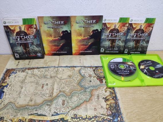 The Witcher 2 Assassins Of Kings Xbox 360 Mídia Física