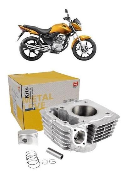 Kit Motor Cilindro Cg 150 Titan Bros150 K9171 Original Metal