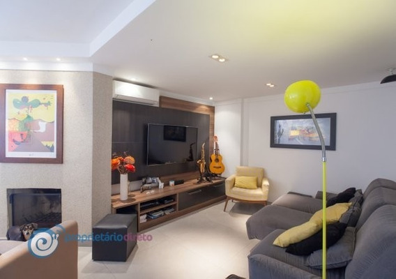 Belissimo Apartamento Moema - 142m²