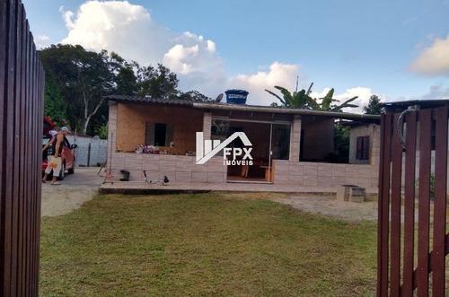 Chácara Com 2 Dormitórios Em Itanhaém-sp Ch050-pc