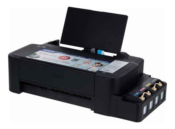 Impressora Epson A4 L120 P/sublimação Jato De Tinta C/ Bulk
