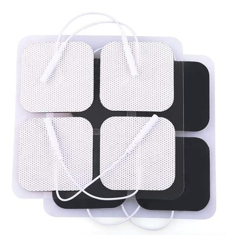 Pack (x10) Electrodos Adhesivos Gelidificados 5x5 Cm
