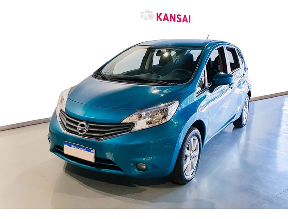 Nissan Note Sense Mt 2016