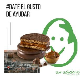 Campaña Donación Sur Solidario #dateelgustodeayudar -