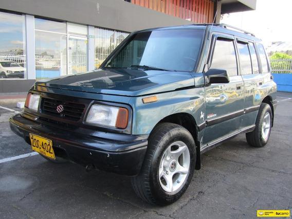 Suzuki Vitara Mt 1600 4x4