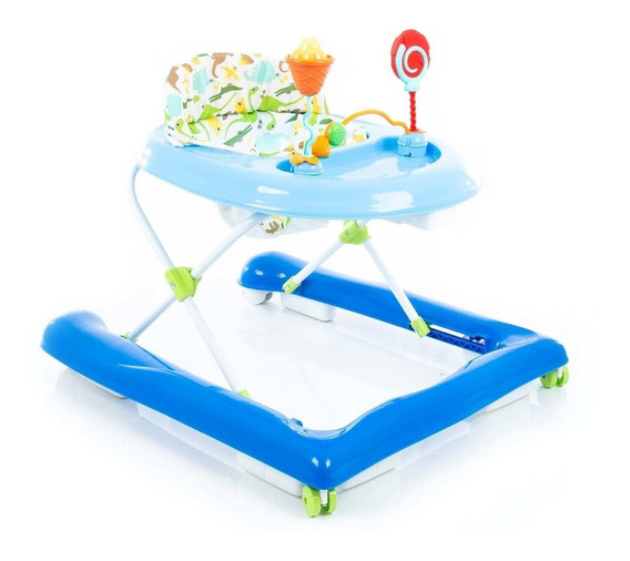 Andador Baby Step Azul (6m+) Até 12 Kg - Voyage