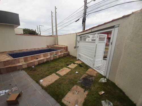 Imagem 1 de 16 de Casa Com 2 Dormitórios À Venda, 83 M² Por R$ 285.000 - Jardim Das Palmeiras - Itanhaém/sp - Ca0230