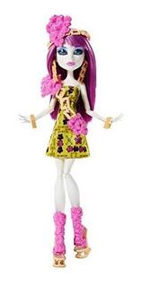 Monster High Ghouls .getaway Spectra Vondergeist Doll