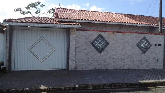 Casa De 2 Dormitórios Na Vila Tupi Em Praia Grande
