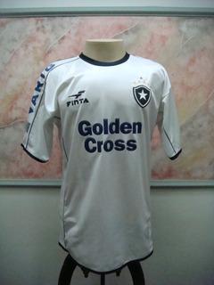 Camisa Futebol Botafogo Rio Janeiro Finta Jogo Antiga 2216