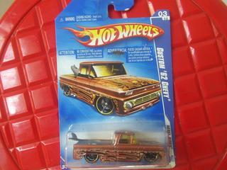 Hot Wheels Custom Chevy ´62