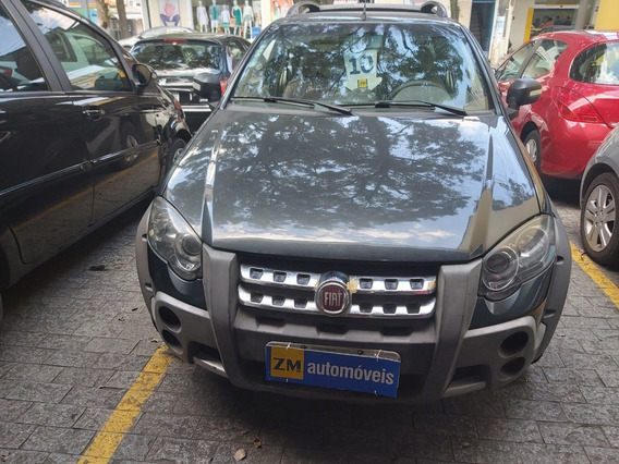Fiat Strada Adv. Cd 1.8 09 10 Lms Automóveis