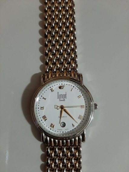 Relógio Dumont Social Quartz
