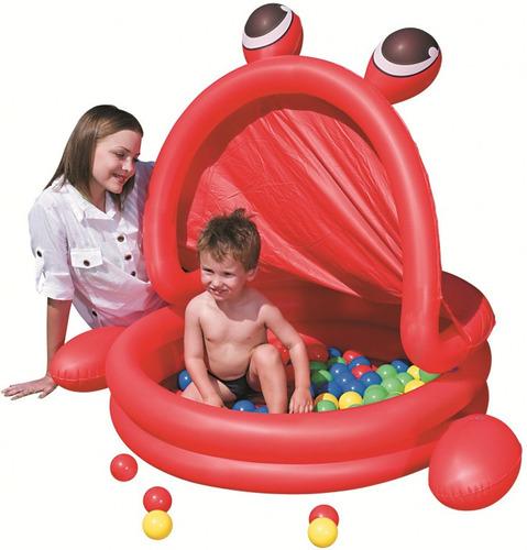 Imagen 1 de 2 de Splash And Play - Pelotero Con Techo    .