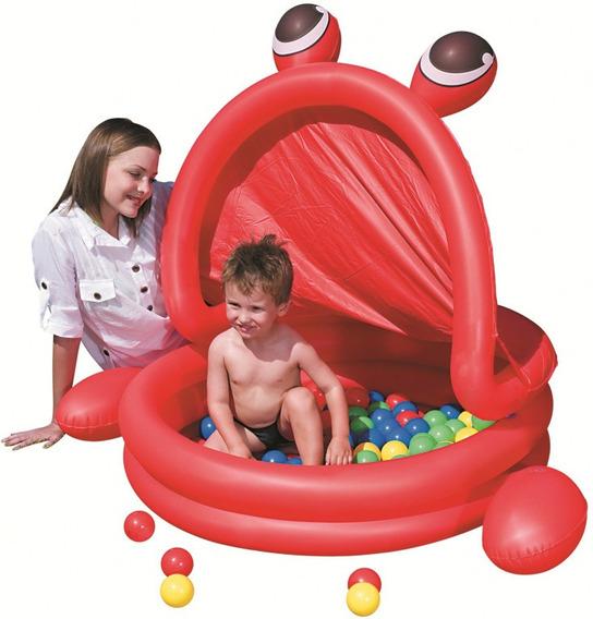 Splash And Play - Pelotero Con Techo