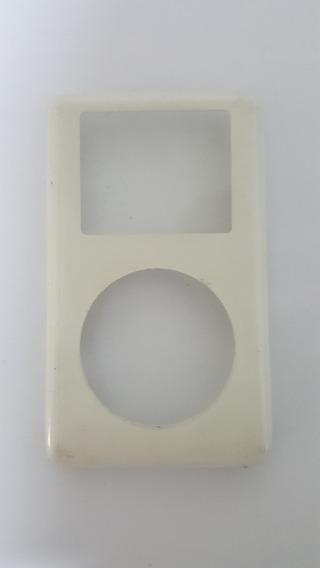 Carcaça Frontal iPod 4g A1059 Branca Seminova Original