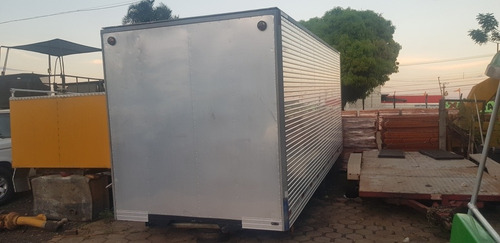 Imagem 1 de 9 de Bau De Aluminio 3/4 5,5 Mtrs X 2,30 Alt