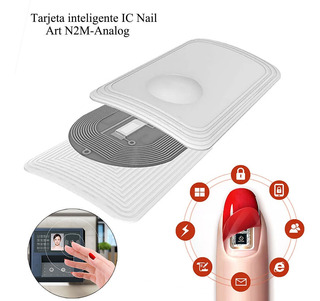 Tarjeta Ic Analógica Smart Manicure N2m