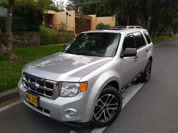 Ford Escape Xlt 4x4 Aut Techo Cuero