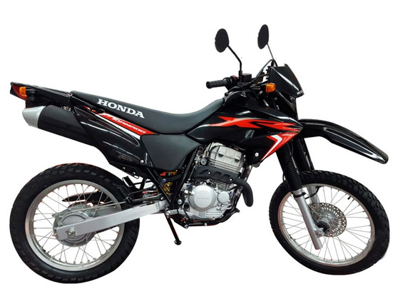 Honda Xr250 Tornado Negro 2020 0km