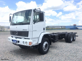 Mercedes-benz Atron 2729 6x4 Chassis - 3065
