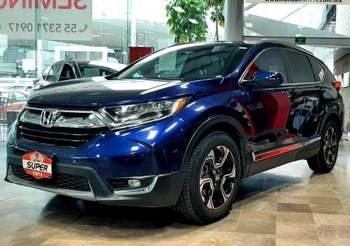 Imagen 1 de 15 de Honda Cr-v 2019 1.5 Touring Piel Cvt