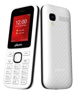 Plum Play 2 Dual Sim 64 Mb 128mb 1.3mp Blanco Bagc